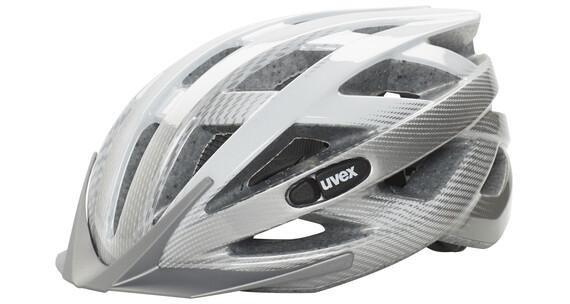 UVEX i-vo c Helm white-silver